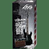 PACK LAG PACKAL66-BLK ARKANE BLACK + AMPLI VOX
