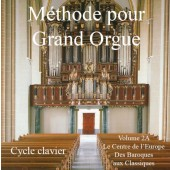 BETREMIEUX M. METHODE POUR GRAND ORGUE VOL 2A