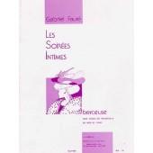 FAURE G. BERCEUSE OP 16 VIOLON / ALTO / VIOLONCELLE