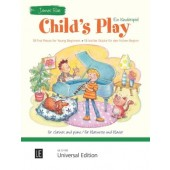 RAE J. CHILD'S PLAY CLARINETTE