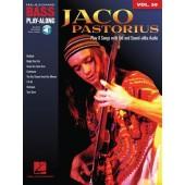 BASS PLAY ALONG VOL 50 JACO PASTORIUS