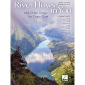 RIVER FLOWS IN YOU AND OTHER SONGS PIANO 4 MAINS