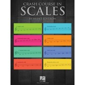 EDSTROM B. CRASH COURSE IN SCALES PIANO