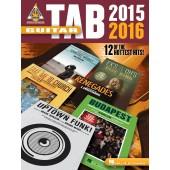 GUITAR TAB 2015 - 2016