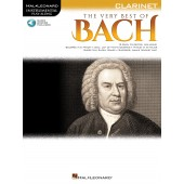 THE VERY BEST OF BACH CLARINET