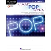 CLASSIC POP SONGS CLARINETTE