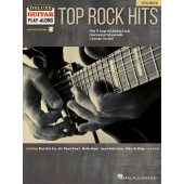 TOP ROCK HITS DELUXE GUITAR PLAY-ALONG VOL 1