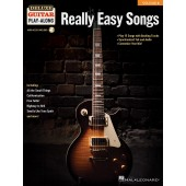 REALLY EASY SONGS DELUXE GUITAR PLAY-ALONG VOL 2