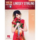LINDSEY STIRLING TOP SONGS VIOLIN PLAY-ALONG VOL 79