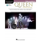 QUEEN PLAY ALONG TROMPETTE