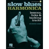 STEVE COHEN SLOW BLUES HARMONICA