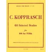 KOPPRASCH C. 60 SELECTED STUDIES TUBA