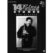 MINTZER B. 14 BLUES FUNK BB TROMPETTE