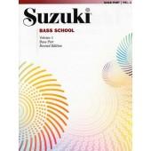 SUZUKI BASS SCHOOL VOL 1