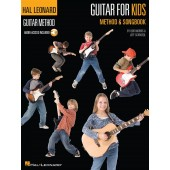 MORRIS B./SCHROEDL J. GUITAR FOR KIDS METHOD & SONGBOOK