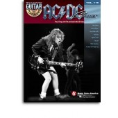 AC/DC CLASSICS GUITAR PLAY ALONG VOL 119
