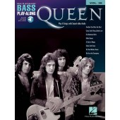 QUEEN BASS PLAY-ALONG VOL 39