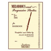HAWKINS A. MELODIOUS AND PROGRESSIVE STUDIES BOOK 1 BASSON
