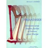 ANDRES B. FRIANDISES HARPE