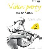 ALLERME J.M. VIOLIN PARTY VOL 2