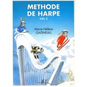 GATINEAU M.H. METHODE DE HARPE VOL 2