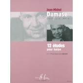 DAMASE J.M. BALLADE HARPE