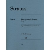 STRAUSS R. SERENADE OP 7 INSTRUMENTS A VENT
