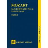 MOZART W.A. CONCERTO N°22 KV 482 CONDUCTEUR