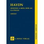 HAYDN J. SYMPHONIE SOL MINEUR HOB. I:83 CONDUCTEUR