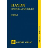 HAYDN J. SYMPHONIE LA MAJEUR HOB. I:87 CONDUCTEUR