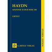 HAYDN J. SYMPHONIE SIB MAJEUR HOB. I:98 CONDUCTEUR