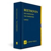 BEETHOVEN L.V. LES 9 SYMPHONIES CONDUCTEUR