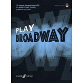 PLAY BROADWAY CLARINET
