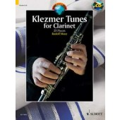 KLEZMER TUNES FOR CLARINET