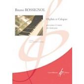 ROSSIGNOL B. ORPHEE ET CALUPAN PIANO 4 MAINS ET 6 MAINS