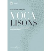 FRANCOIS C.A. VOCALISONS VOL 1