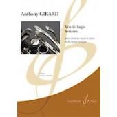 GIRARD A. VERS DE LARGES HORIZONS CLARINETTE