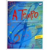 BOULAY C./MILLET D. A TEMPO VOL 5 ORAL