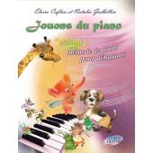 CAFLERS E./GODBILLON N. JOUONS DU PIANO VOL 1 PIANO
