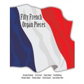 FIFTY FRENCH ORGAN PIECES
