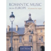 ROMANTIC SERVICE MUSIC FROM FRANCE ORGUE