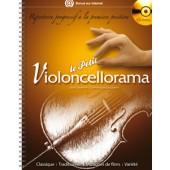 TAVERNE J./LE GUERN D. LE PETIT VIOLONCELLORAMA + CD