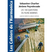 CHARLIER S/PEYRELEVADE J. LES CAHIERS DE L'HARMONICA