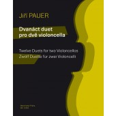 PAUER J. TWELVE DUETS FOR VIOLONCELLOS