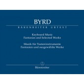 BYRD W. ORGAN AND KEYBOARD WORKS PIANO OU ORGUE