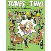 TUNES FOR TWO TROMBONES