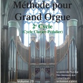 BETREMIEUX M. METHODE POUR GRAND ORGUE VOL 2B