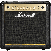 AMPLI MARSHALL MG15GR GOLD