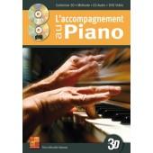 MINVIELLE-SEBASTIA P. L'ACCOMPAGNEMENT AU PIANO EN 3D
