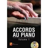 MINVIELLE-SEBASTIA P. ACCORDS AU PIANO VOL 1